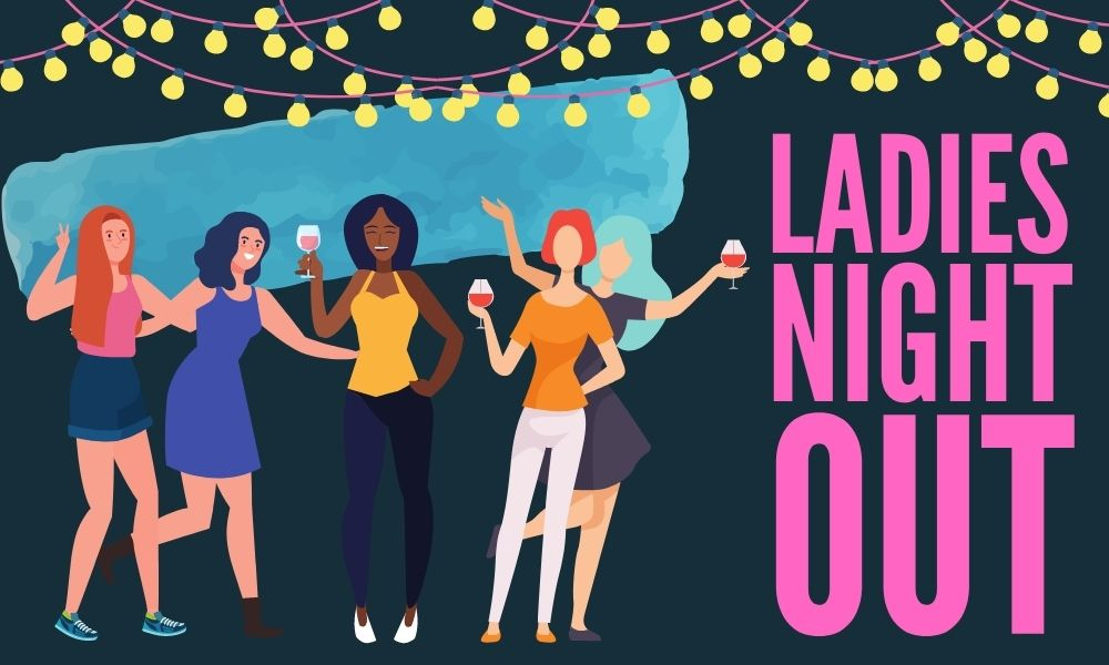 Women United ladies night out at Mountain Tap Brewery